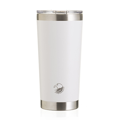 White Thermal Cup - 500ml | One Green Bottle