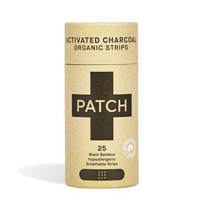 Natural Plasters - Activated Charcoal | PATCH