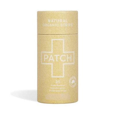 Plastic-Free Plasters - Natural | PATCH