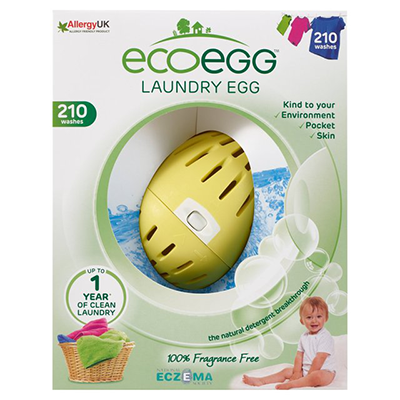 ecoegg Laundry Egg 210 washes - Fragrance Free