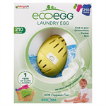 ecoegg Laundry Egg - Fragrance Free (210 washes)