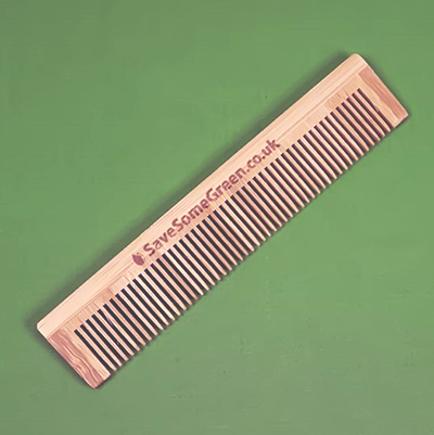 Bamboo Comb | Save some Green