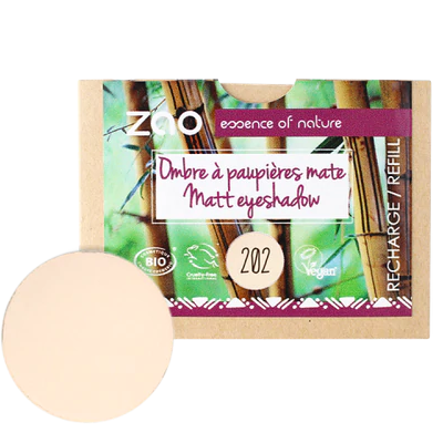 Matte Eye Shadow - REFILL | Zao Organics