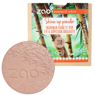 Shine Up Powder - REFILL | Zao Organics
