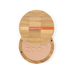 Zao Refillable Vegan Compact Powder Brown Beige