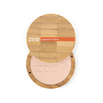 Zao Refillable Vegan Compact Powder Capuccino