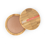 Zao Refillable Cooked Mineral Powder Golden Copper