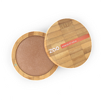 Zao Refillable Cooked Mineral Powder Bronze Copper