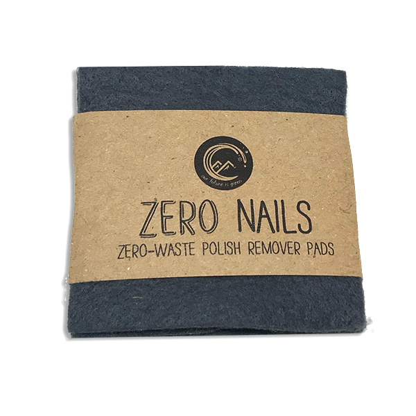 Zero Waste Nail Polish Pads | Our Future Is Green