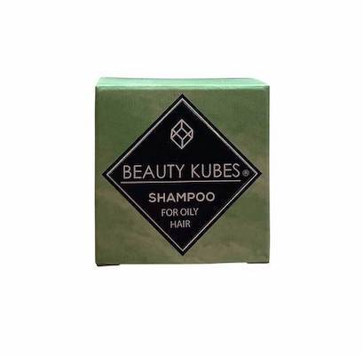 Beauty Kubes Plastic Free Shampoo for Oily Hair