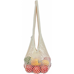 Ecobags Natural String Tote Bag - Long Handle