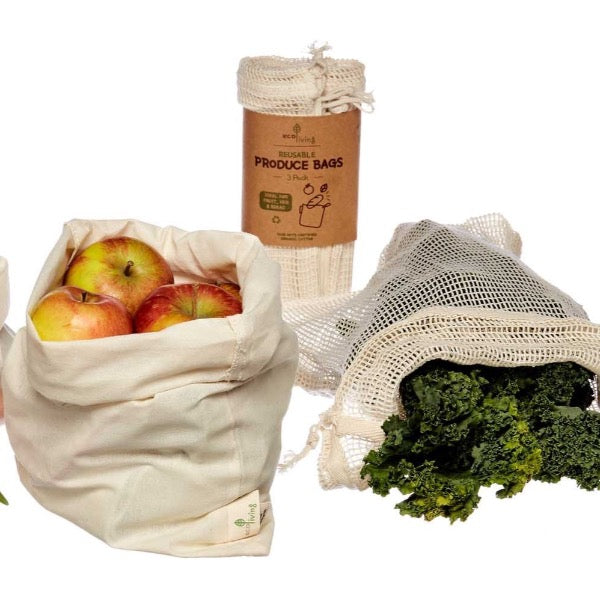 ecoliving produce bag set