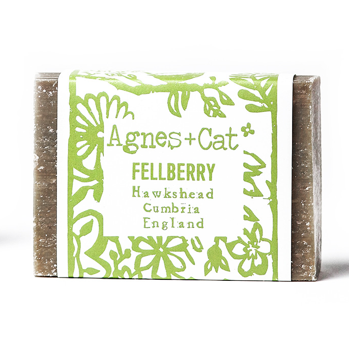 Agnes + Cat Coconut Butter Handmade Soap - Fellberry