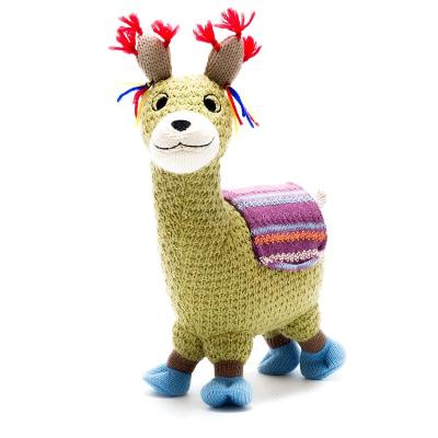 Knitted Llama Toy | Best Years