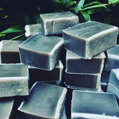 Bathroom Cleaning Soap Bar | Planet Detox