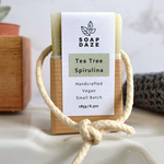 Soap Daze Soap on a Rope Tea Tree