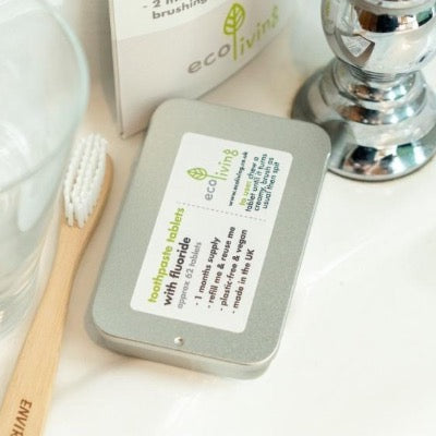 Toothpaste Tablets | EcoLiving
