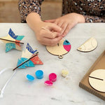 Make Your Own Christmas Decorations Craft Kit | Cotton Twist