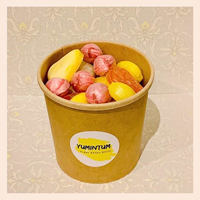 Yumintum Mixed Sweet Cup - Sugar Free