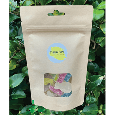 Yumintum Mixed Sweet Pouch - Natural Range
