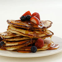 Country Berry Hotcakes