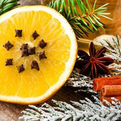 Winter Orange Spice Fragrance Oil