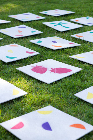 Giant Lawn Matching Game