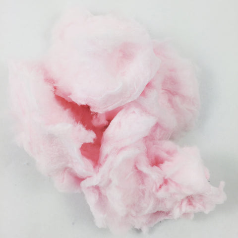 Peppermint Swirl Cotton Candy