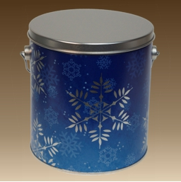 Christmas 1 Gallon Tin - 1 Flavor