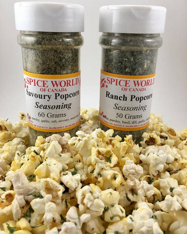 Popcorn Savoury Seasoning
