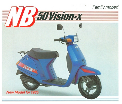 Old Japanese Scooter Buying Guide – GENTSUKI HOUSE