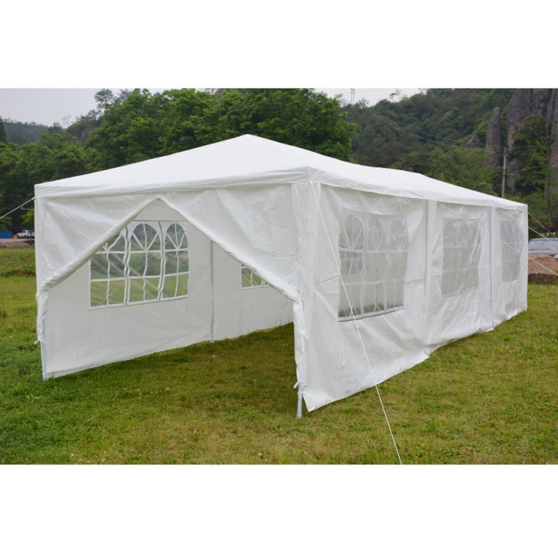 3 x 9m 8 Sides 2 Doors Home Assembled Tent Plastic Fastenings Kit White ...  sc 1 st  Gearlo.co & 3 x 9m 8 Sides 2 Doors Home Assembled Tent Plastic Fastenings Kit ...
