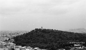 Acropolis viewpoint, Athens (Photography Print)