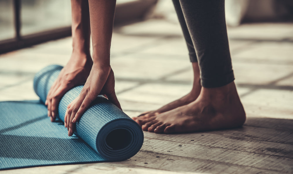 Are yoga mats toxic?