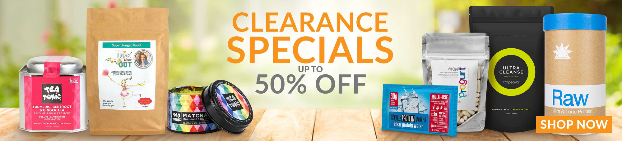 Amazing discounts on beautiful clearance sale items.