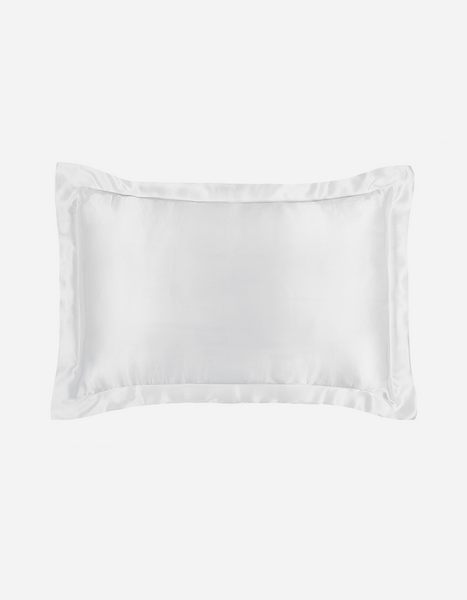 Silk Magnolia Tailored 100% Silk Pillowcase