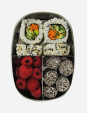 Bento Stainless Steel Snack Box 3 Compartments