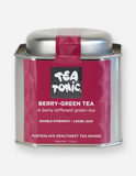 Tea Tonic – Berry-Green Loose Leaf Tin