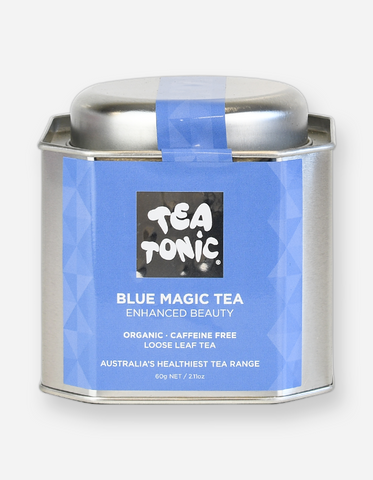 Tea Tonic - Blue Magic Loose Leaf Tin