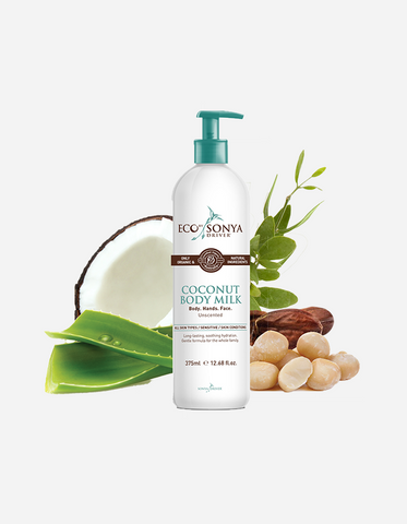 Eco by Sonya - Coconut Body Milk 375ml