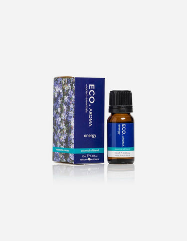 Eco Aroma - Energy Essential Oil Blend 10ml