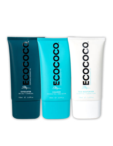ECOCOCO Facial Regime Bundle