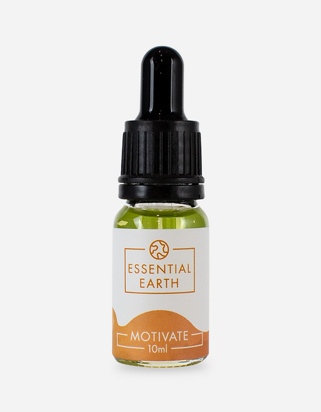 Essential Earth - Essential Oil Blend 10ml - Motivate