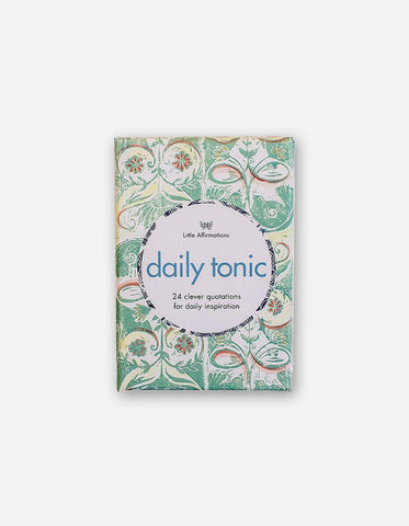 Every Day Little Affirmations - Daily Tonic