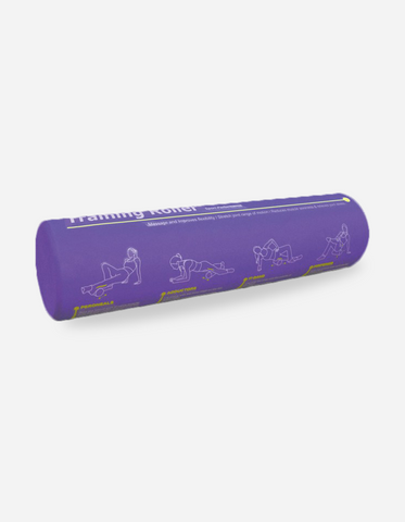 Bodyworx Training Foam Roller 60cm Purple