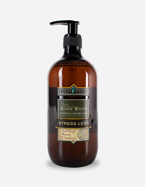 Gumleaf - Stress Less Hand & Body Wash 500ml