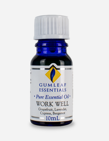 Gumleaf - Work Well Essential Oil Blend 10ml