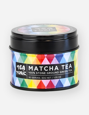 Tea Tonic Platinum Matcha Tin