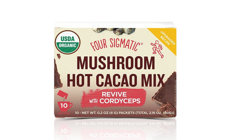 FOUR SIGMATIC Hot Cacao With Cordyceps