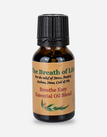 The Breath of Life - Herbal Compact Recharge Oil